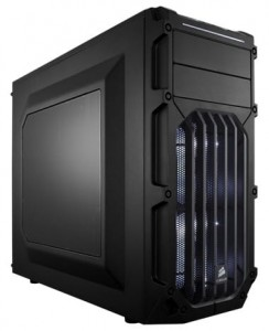 Corsair Carbride SPEC-03 Windowed BLACK/WHITE LED Mid-Tower