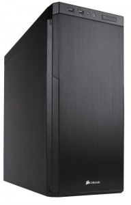 Corsair Carbide 330R Blackout Ulrta-Silent MID-Tower