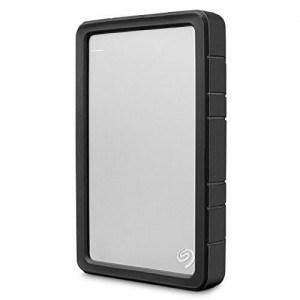 Seagate Backup Plus Slime Case Black STDR400