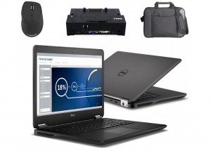 DELL LATITUDE E7450 i5 8GB 256SSD FHD IPS PK WIN10