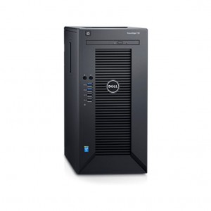 DELL POWEREDGE T30 XEON E3 4GB 1TB DVD RAID W10Pro