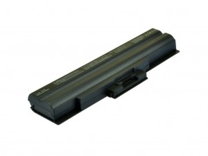 2-Power Bateria do laptopa 10.8v 5200mAh 56Wh Sony Vaio VGP-BPS21A (Black)