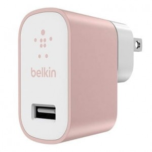 Belkin Mixit Universal Home Charger Rose Gold