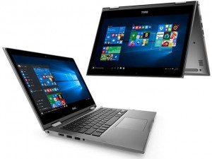 DELL 2IN1 5378 I7-7500U 8GB 256SSD FHD TOUCH PK 10