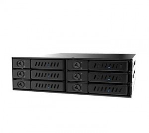 Chieftec CMR-625 Mobile Rack1x5,25'' for 6x2,5''