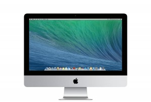 Apple iMac 21.5, 4K Retina, i5 3.0GHz/8GB/1TB HDD/Radeon Pro 555 2GB