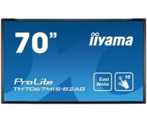 "IIYAMA 70"" TH7067MIS-B2AG 24/7, TOUCH, INFRARED"