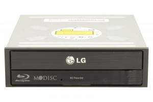 LG Electronics BLU-RAY 16X WEW DLQL SOFT BULK BH16NS55RB BOX