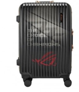 Asus ROG Ranger Suitcase Aluminium/ whit TSA Lock and wheels