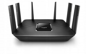 LINKSYS MAX-STREAM AC4000 EA9300 9500 5GHz TriBand