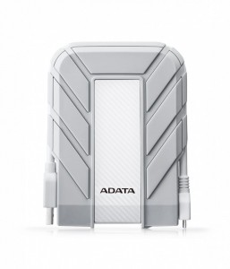 Adata DashDrive Durable HD710A 2TB 2.5'' USB3.0 White