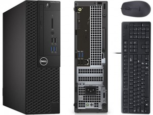 DELL OPTIPLEX 3050 SFF 2x2.8 4GB 500GB DVD M+K W10