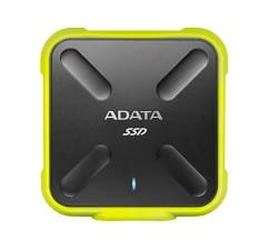 Adata SSD External SD700 512G USB3.1 Durable Yellow