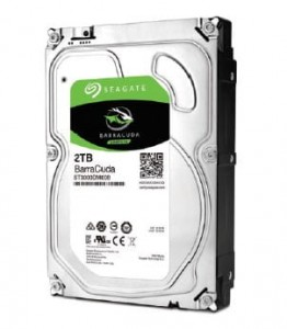 Seagate BarraCuda 2TB 3,5'' 64MB ST2000DM006