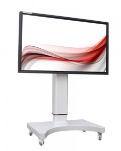 Mentor 55'' Monitor interaktywny DTVi6 fullHD , 6touch + Stół multimedialny DB-AAMS-86