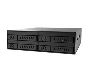Chieftec CMR-425 Mobile Rack1x5,25'' for 4x2,5''