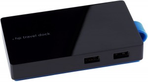 HP USB-A Travel Dock T0K30AA