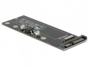 Delock ADAPTER SATA 22PIN -> Blade SSD (Mac Air SSD)
