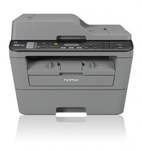 Brother MFC-L2700DW A4 26ppm, LAN, WiFi, ADF, Dupleks, USB